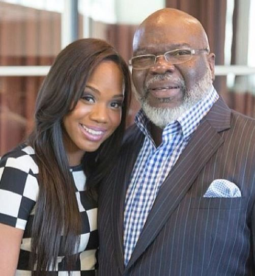 Td Jakes Daughters Wedding.Pastor T D Jakes Daughter Wedding Quotes Of The Day