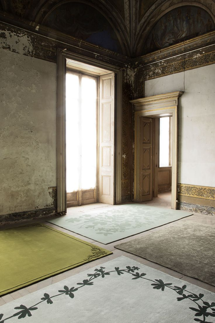 Christian Fischbacher Carpet Collection 2015.
