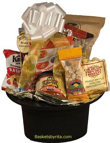 71 best Gift Baskets & Cute Gift Ideas images on Pinterest ...