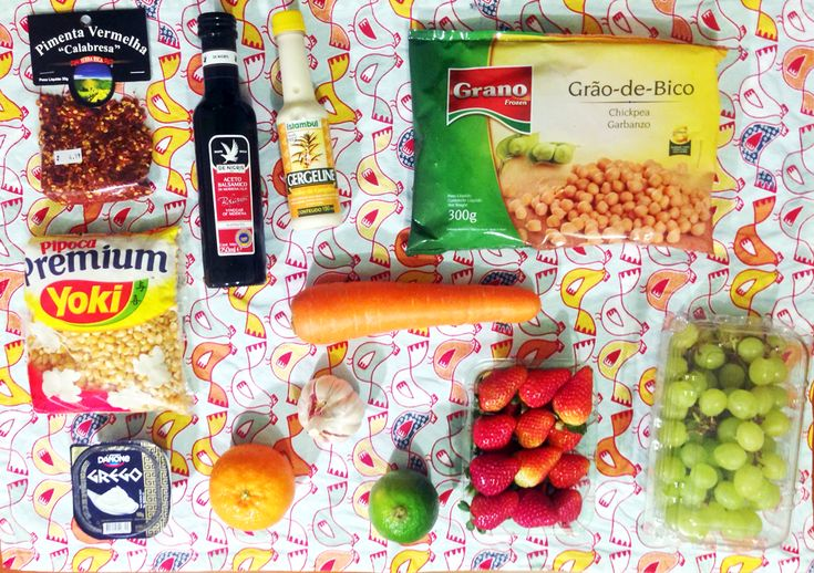 Cinco snacks saudáveis e fáceis de fazer para testar semana que vem