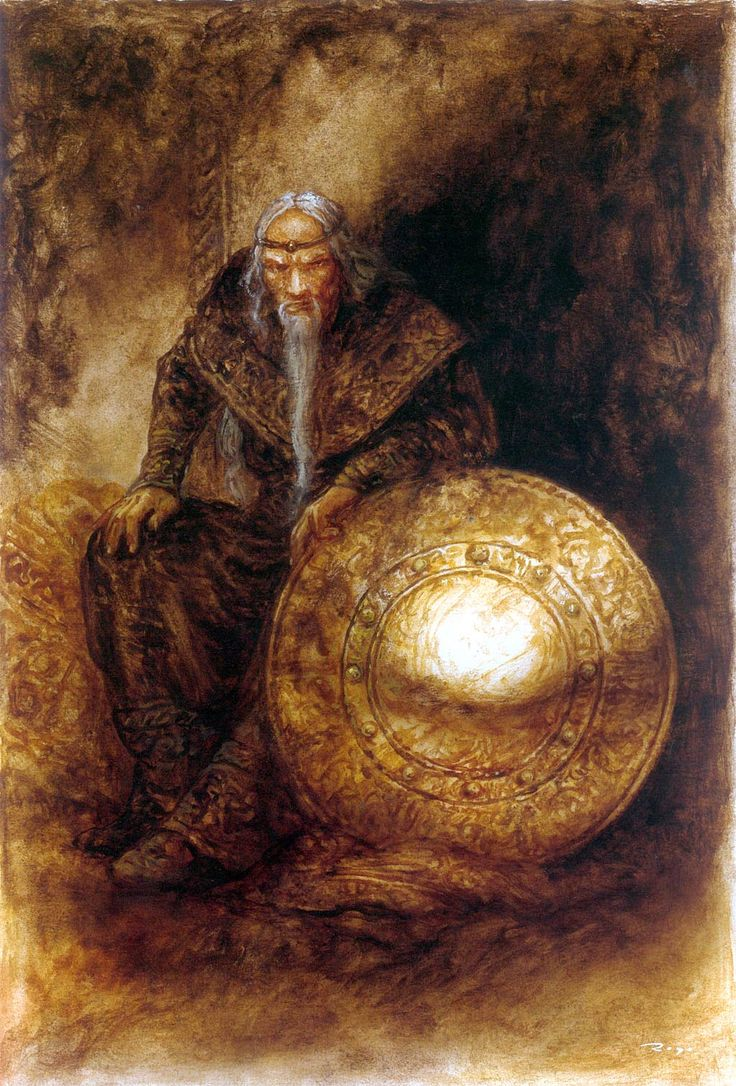 Visions - Tarot: King of Pentacles