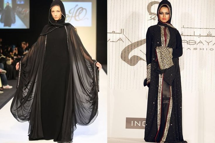 Unveil 6 Fashionable Burqa Designs You Can Opt For
