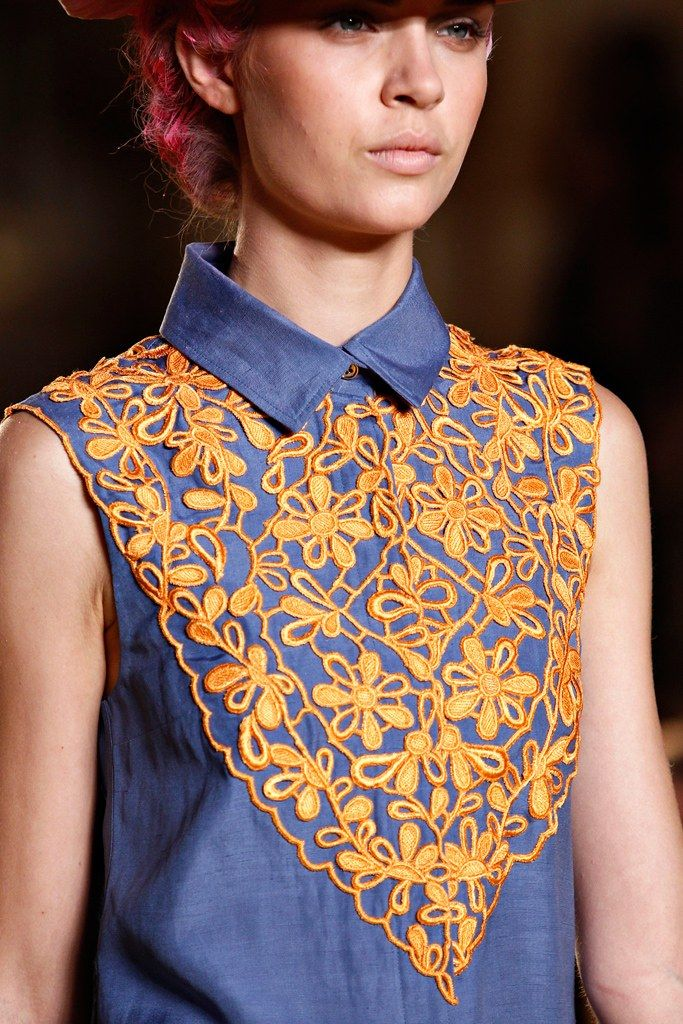 Thakoon Spring 2012 Ready-to-Wear Collection Photos - Vogue