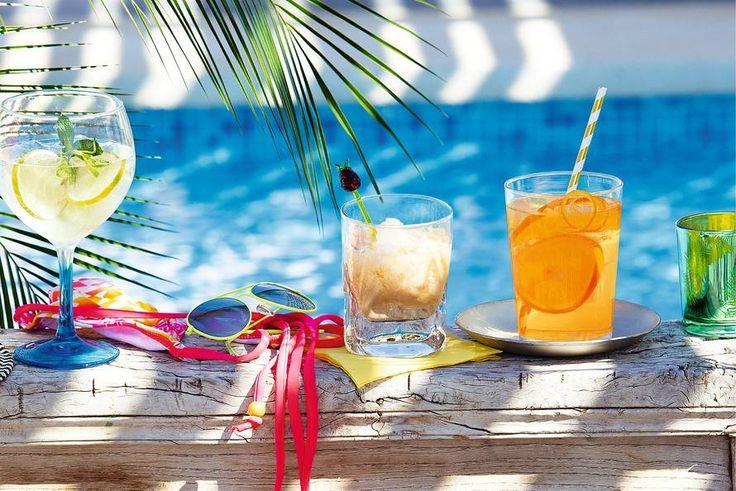Goede reden om deze cocktail te maken: je waant je met elke slok in tropische oorden! - Recept - Allerhande