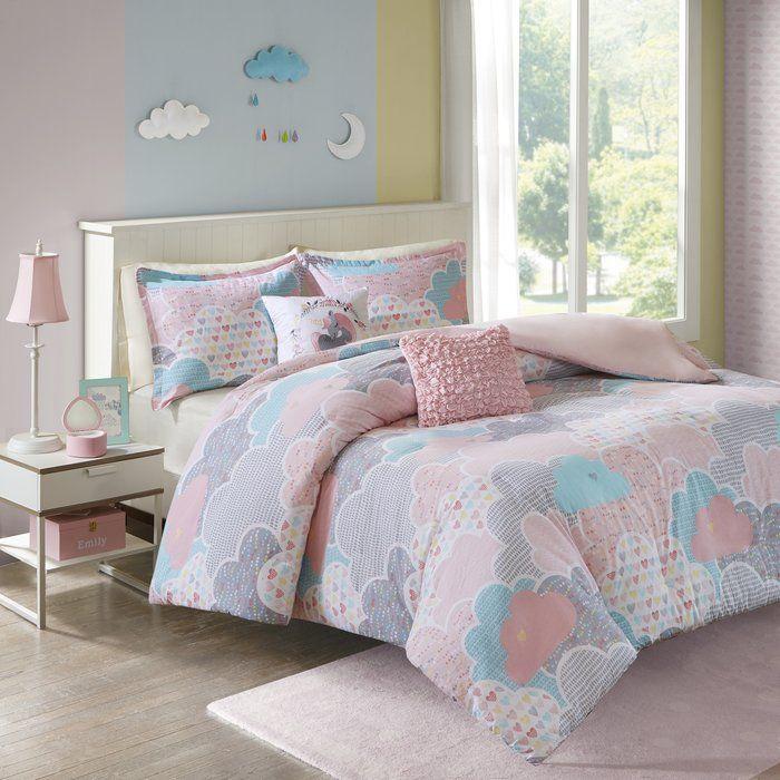 Aries Cotton Printed Duvet Set Comforter Sets Duvet Cover Sets Bedding Sets