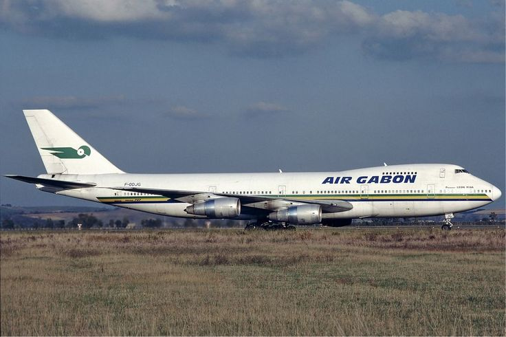 Air Gabon 747-200 Bidini - Air Gabon - Wikipedia