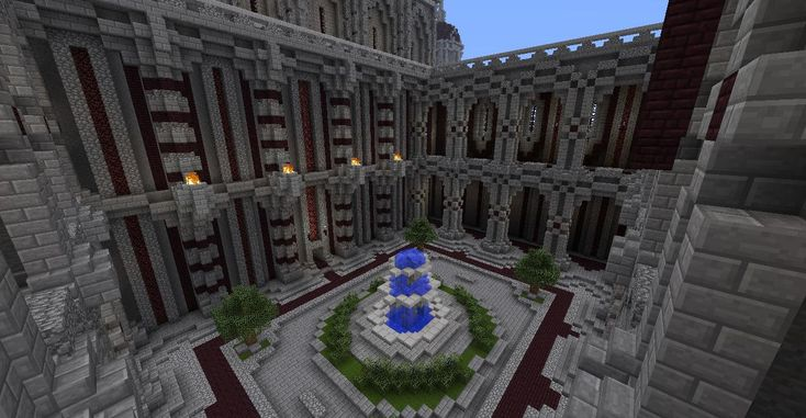 minecraft castle castle - Google Search
