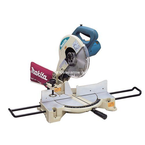 255mm Compound Miter Saw for sale (Aluminum Base), Model - LS1040, Brand - Makita For more details contact us: info@steelsparrow.com Plz visit: http://www.steelsparrow.com/electrical-power-tools/mitre-saw.html