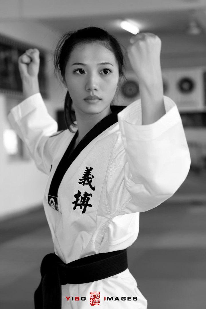 Taekwondo Girl - Bing Images