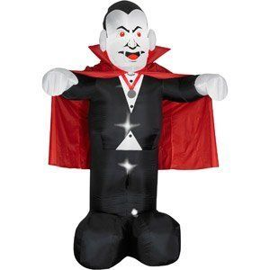 12 Tall Vampire Dracula Halloween Airblown Inflatable By