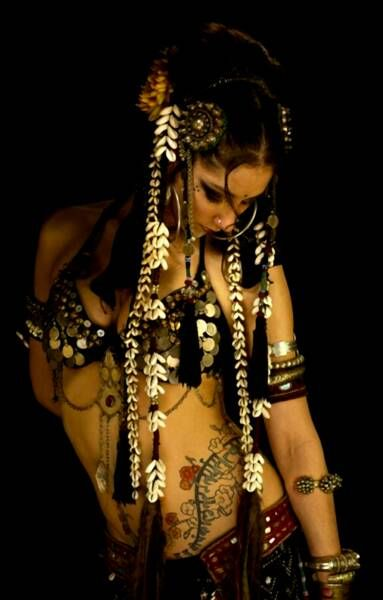 Rachel Brice...If I were a bellydancer...