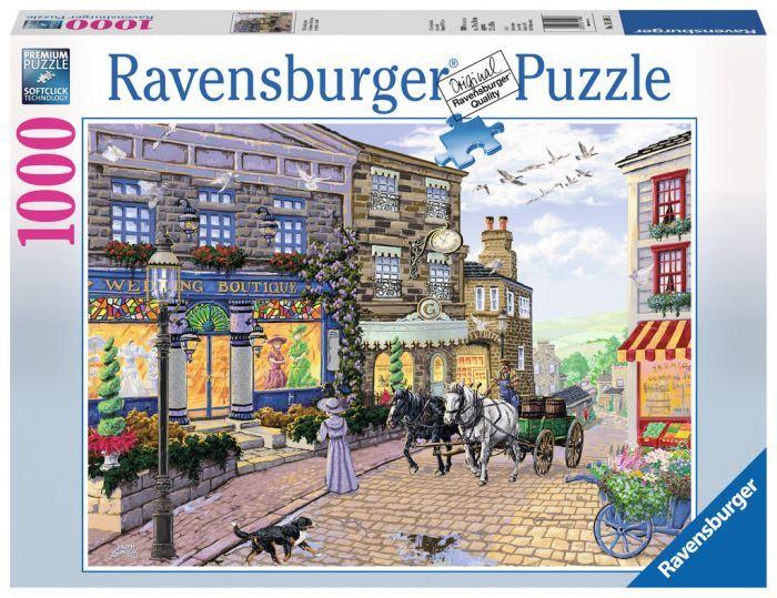 Ravensburger Puzzle 1000pc - The Wedding Shop