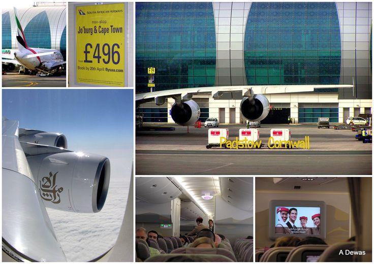 2009 A380 Dubai to London