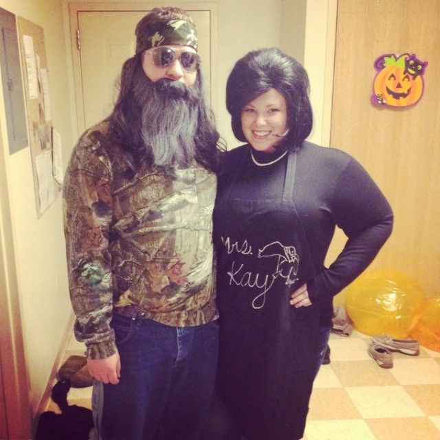 Our duck dynasty costume from this weekend!