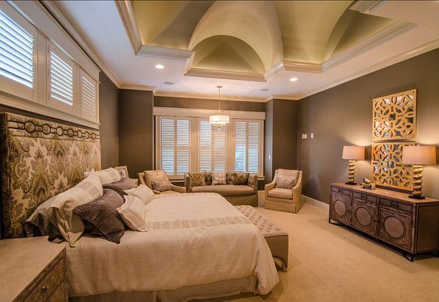 156 best images about groin vaulted ceiling on pinterest Master bedroom ceiling colors