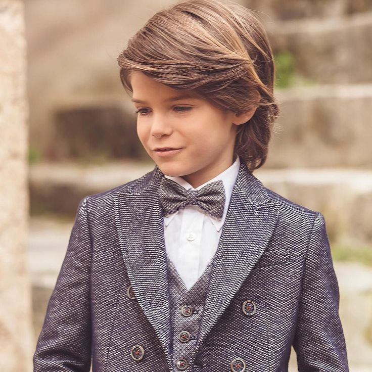 cool 50 Charming Boys Long Hairstyles - For Your Kid
