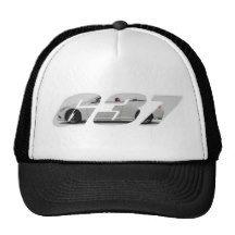 2013 G37 Convertible Trucker Hat