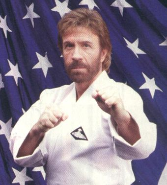"Chuck Norris and The 7 Pillars of Health: In his book he covers the 7 pillars of health that he learned from a book on it by a medical doctor. Then he also adds another one of his own. One of these pillars of health is to ""stir the waters."" Can you guess what that is? I was able to guess it correctly. I guess you have heard that the tears of Chuck Norris cures cancer. But he never cries."