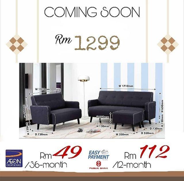 Raya Mega Sale Furniture Home Decor Home