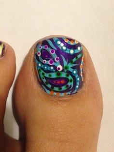 Best 25+ Paisley nail art ideas on Pinterest | Feather ...