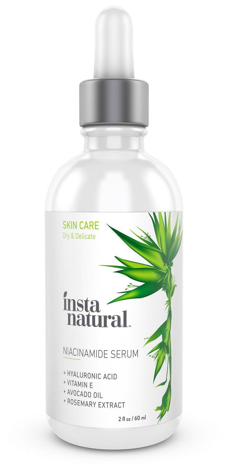 Niacinamide Vitamin B3 Serum Essential oils for skin