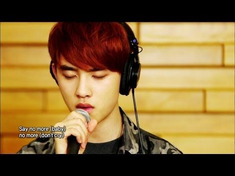 Global Request Show : A Song For You - Baby, Don't Cry by EXO (2013.08.30) - YouTube
