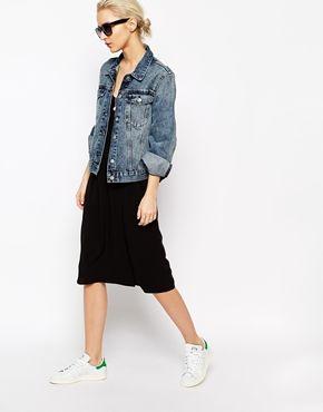 Agrandir Weekday - Veste en jean style 90's