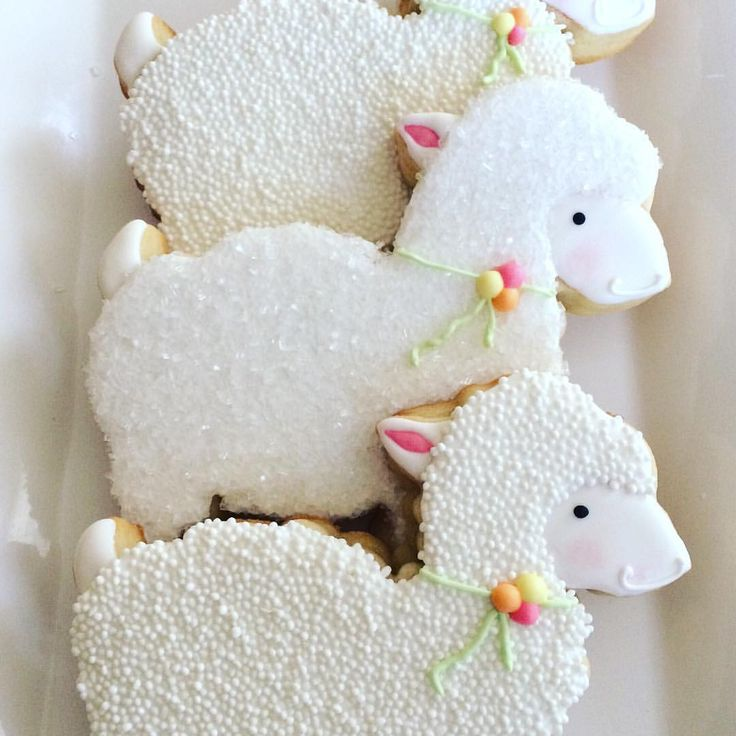 butter lamb how to make