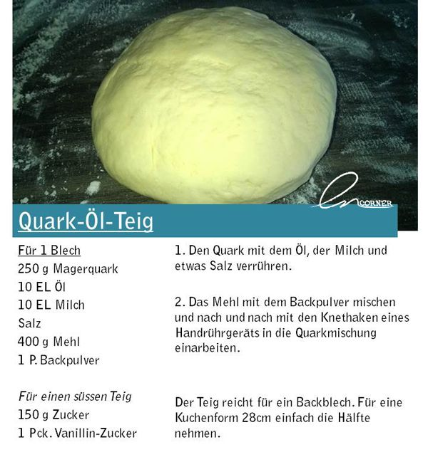 die besten 25 quark l teig ideen auf pinterest brot rezept quark l quark l teig s und. Black Bedroom Furniture Sets. Home Design Ideas