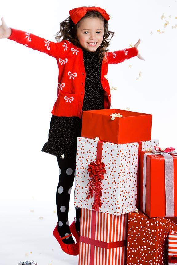 Séanne Thompson-Bélanger, 5 ans, pose pour l'édition de novembre 2014. Crédit: Marie-Reine Mattera