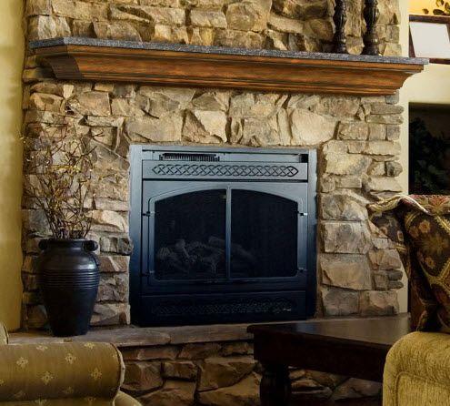 Mantel sims idea board pinterest - Types fireplace mantel shelves choose ...