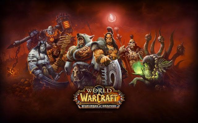 probleme arreter cinematique warlords of draenor