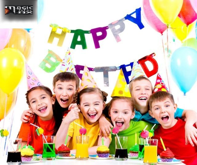 Hire Magician For Kids Birthday Children S Parties Entertainer Sydney Fun Birthday Party Fun Birthday Party Places Birthday Party Places