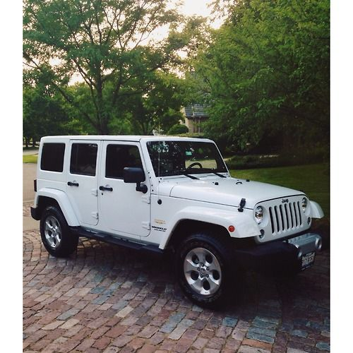 17+ Best Ideas About White Jeep On Pinterest
