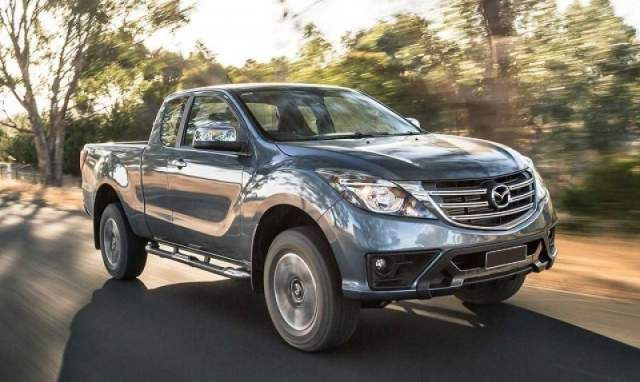 2020 Mazda Bt 50 First Look Redesign Mazda New Pickup Trucks Isuzu D Max