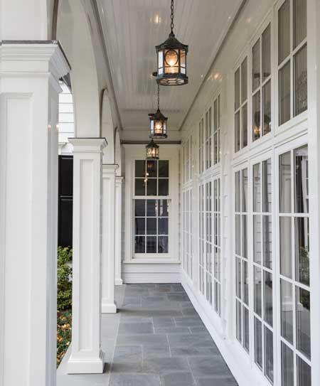 55 Front Verandah Ideas And Improvement Designs: 55 Best Images About Columns/Porch On Pinterest