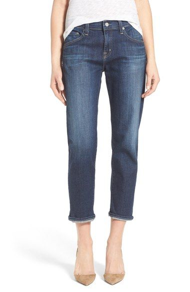 AG 'The Ex Boyfriend' Slim Jeans (10 Years Timeless) available at #Nordstrom