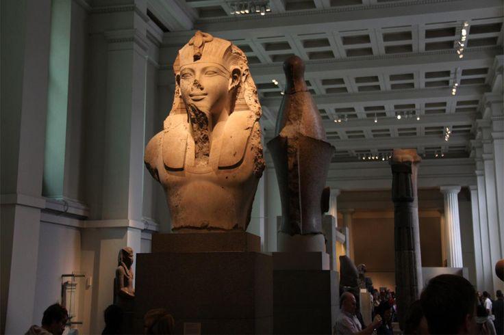 Cómo visitar el Museo Británico - http://www.absolutinglaterra.com/como-visitar-el-museo-britanico/