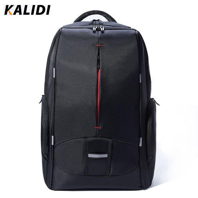 KALIDI 17 inch Waterproof Men Backpack USB Charging Women College Students Bag Notebook Laptop Backpack school bag for 17.3 inch