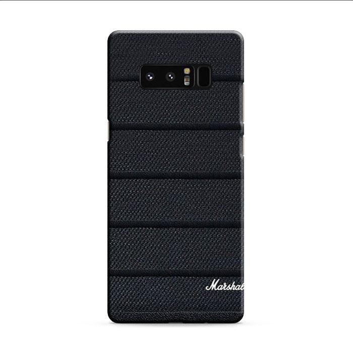 Marshall Art Samsung Galaxy Note 8 3D Case