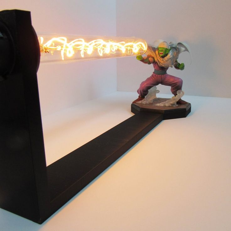 Piccolo Special Beam Cannon Dragon Ball Z Lamp Dragon