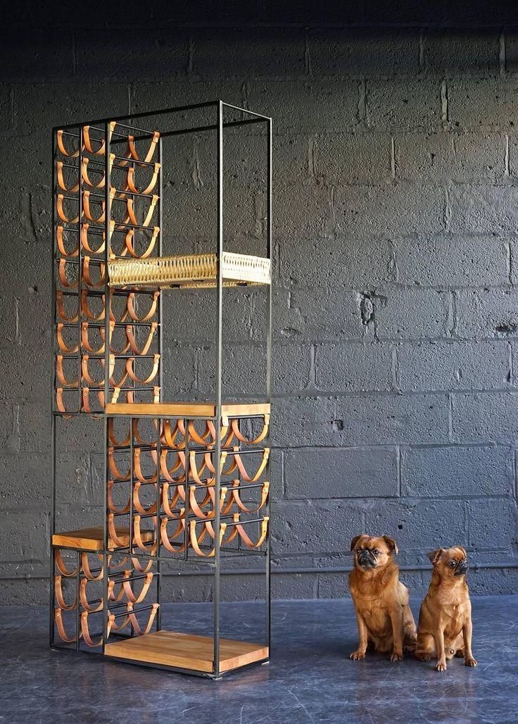 Arthur Umanoff Wine Rack. Wolf FurnitureFurniture ...