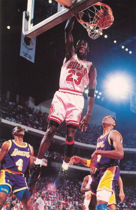 Byron Scott And Sam Perkins Wonder What Happened, '91 Finals.