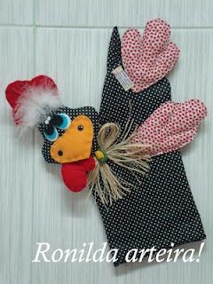 rts Ro *** Crochê & Artes em Tecidos e Feltros ** Criando A