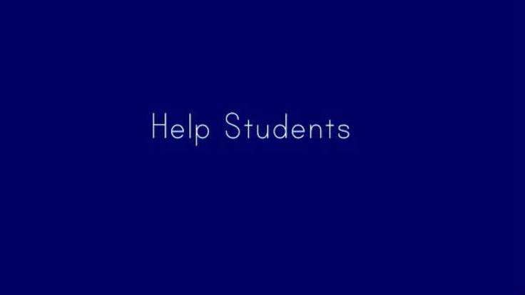 Πρόθυμοι καθηγητές, μέσω της πλατφόρμας, βοηθούν τους μαθητές απαντώντας τους δωρεάν σε κάθε ερώτηση και απορία με σκοπό την επίτευξη των στόχων των νέων