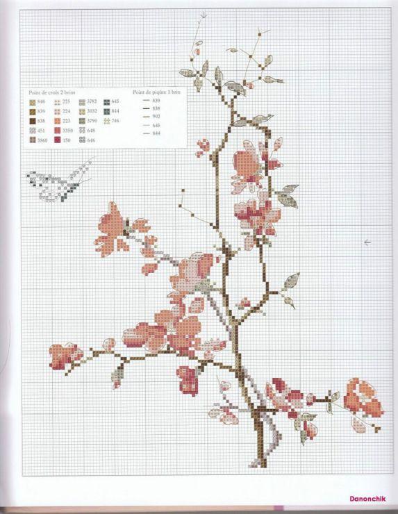 Gallery.ru / Фото #49 - Herbier au point de croix - simplehard