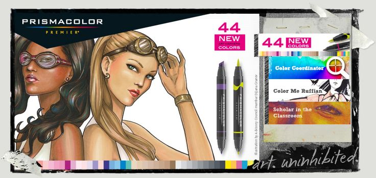 Prismacolor Professional Art Supplies | Colored Pencils, Art Markers, Charcoal Pencils and More