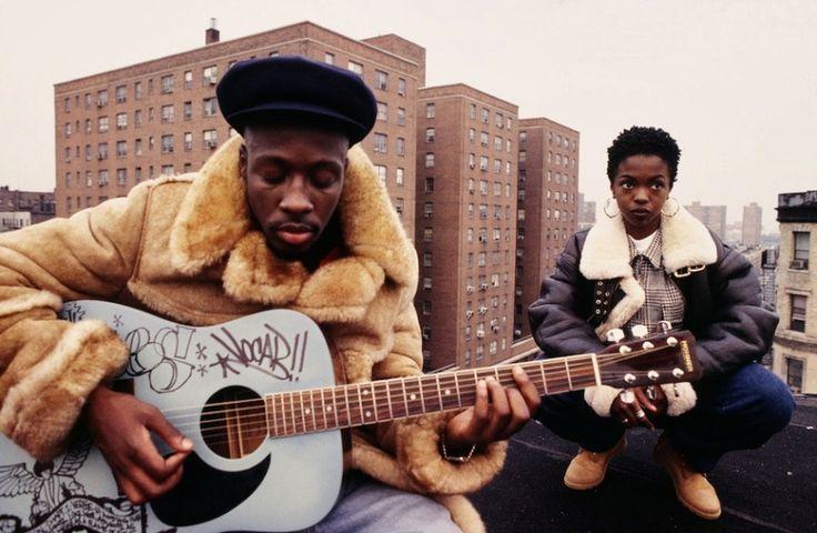 riviviamo l'età d'oro dell'hip hop con la fotografa lisa leone   read   i-D