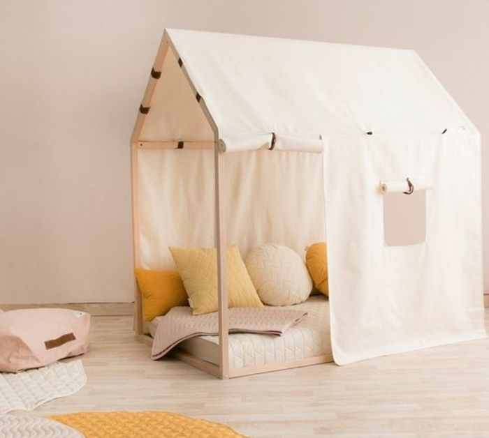 337 best images about chambre d 39 enfant on pinterest - Amenagement chambre montessori ...