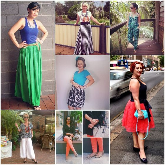 Everyday style outfits of the week with two OCD designs featured YIPPEEEEEEE